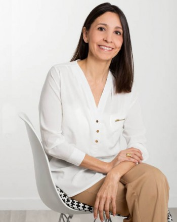 Ines Navas, founder of Carelia Petits Natural Care